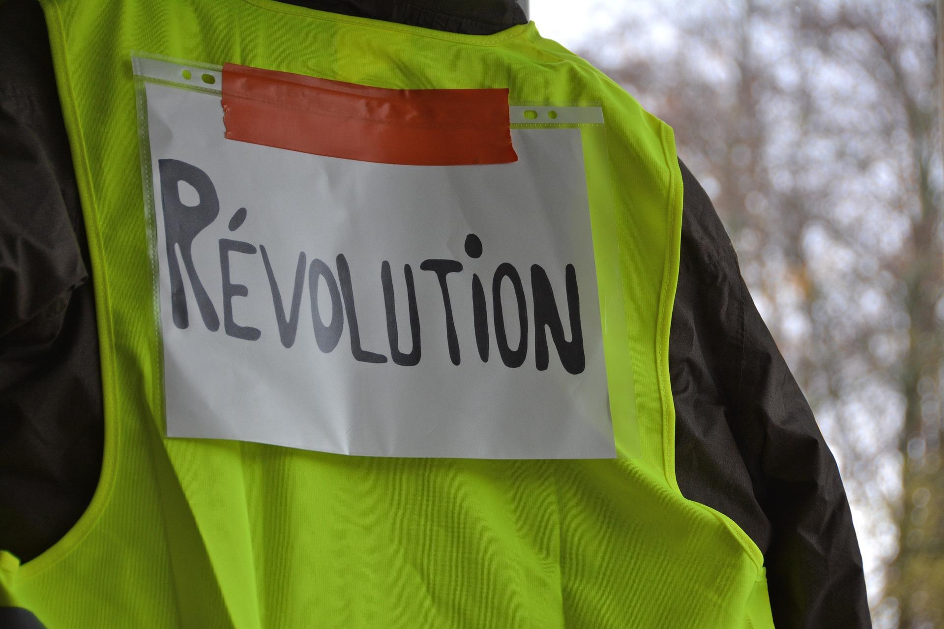 Gilets jaunes britanniques : à part l'influence, rien à voir avec leurs homologues français